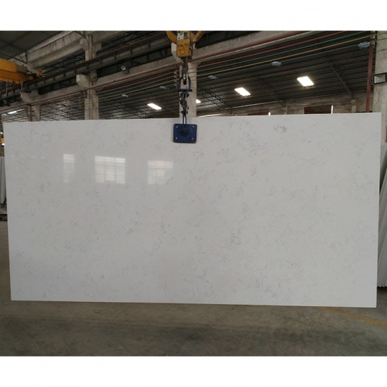 Pinpoint White Quartz Stone