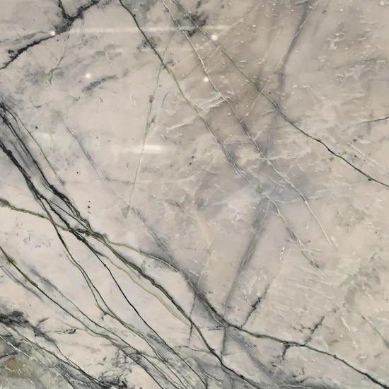 Emerald Green Marble Slab